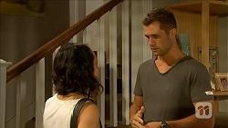 Imogen Willis, Mark Brennan in Neighbours Episode 6871