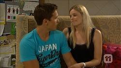 Josh Willis, Amber Turner in Neighbours Episode 6871