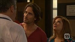 Karl Kennedy, Brad Willis, Terese Willis in Neighbours Episode 6871