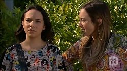 Imogen Willis, Sonya Mitchell in Neighbours Episode 6872
