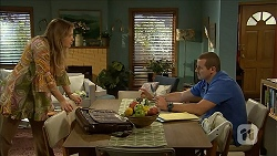 Sonya Mitchell, Toadie Rebecchi in Neighbours Episode 6872