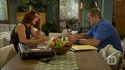 Naomi Canning, Toadie Rebecchi in Neighbours Episode 6872