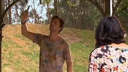 Daniel Robinson, Imogen Willis in Neighbours Episode 6872