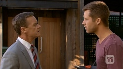 Paul Robinson, Mark Brennan in Neighbours Episode 6872