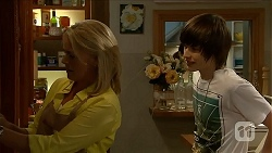 Lauren Turner, Bailey Turner in Neighbours Episode 6873