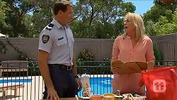 Matt Turner, Lauren Turner in Neighbours Episode 6874