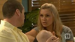 Toadie Rebecchi, Georgia Brooks in Neighbours Episode 6874