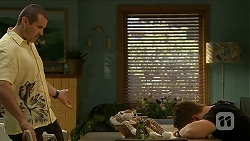 Toadie Rebecchi, Callum Jones in Neighbours Episode 6874
