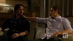 Brad Willis, Josh Willis in Neighbours Episode 6875