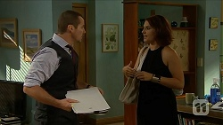 Toadie Rebecchi, Naomi Canning in Neighbours Episode 6876