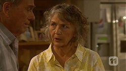 Doug Willis, Pam Willis in Neighbours Episode 6876