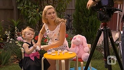 Nell Rebecchi, Georgia Brooks in Neighbours Episode 6876