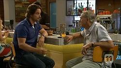 Brad Willis, Doug Willis in Neighbours Episode 6877