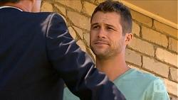 Paul Robinson, Mark Brennan in Neighbours Episode 6877