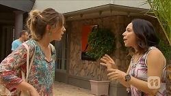 Sonya Mitchell, Imogen Willis in Neighbours Episode 6877