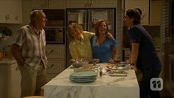Doug Willis, Pam Willis, Terese Willis, Brad Willis in Neighbours Episode 6877