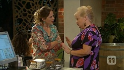 Sonya Mitchell, Sheila Canning in Neighbours Episode 6877
