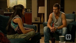 Sienna Matthews, Mark Brennan in Neighbours Episode 6878