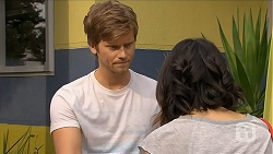 Daniel Robinson, Imogen Willis in Neighbours Episode 6878