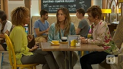 Mandy Edwards, Sonya Mitchell, Susan Kennedy in Neighbours Episode 6878