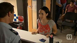 Matt Turner, Imogen Willis in Neighbours Episode 6878