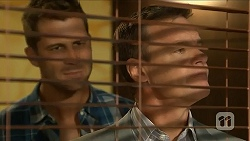 Mark Brennan, Paul Robinson in Neighbours Episode 6878