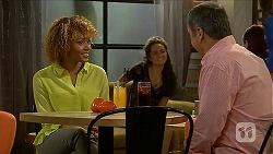 Mandy Edwards, Karl Kennedy in Neighbours Episode 6878