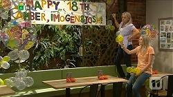 Lauren Turner, Amber Turner in Neighbours Episode 6879