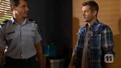 Matt Turner, Mark Brennan in Neighbours Episode 6879