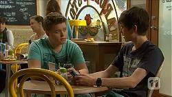 Callum Jones, Bailey Turner in Neighbours Episode 6879