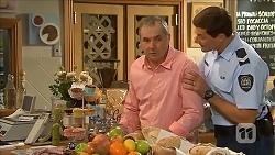 Karl Kennedy, Matt Turner in Neighbours Episode 6879