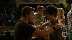 Callum Rebecchi, Bailey Turner in Neighbours Episode 6879
