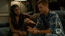 Sienna Matthews, Mark Brennan in Neighbours Episode 6879