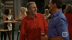 Imogen Willis, Lauren Turner, Karl Kennedy, Matt Turner in Neighbours Episode 6879