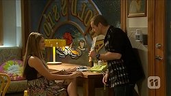 Josie Lamb, Toadie Rebecchi in Neighbours Episode 6880