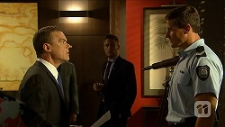 Paul Robinson, Matt Turner in Neighbours Episode 6880