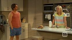 Brad Willis, Lauren Turner in Neighbours Episode 6881