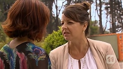 Naomi Canning, Polly Tranner in Neighbours Episode 6881