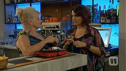 Sheila Canning, Naomi Canning in Neighbours Episode 6881
