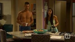 Mark Brennan, Sienna Matthews in Neighbours Episode 6882