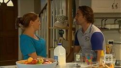 Terese Willis, Brad Willis in Neighbours Episode 6882