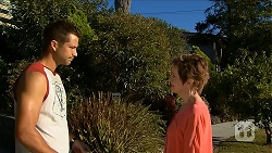 Mark Brennan, Susan Kennedy in Neighbours Episode 6882