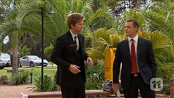 Daniel Robinson, Paul Robinson in Neighbours Episode 6883