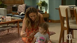Sonya Mitchell, Nell Rebecchi in Neighbours Episode 6883