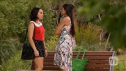 Imogen Willis, Sienna Matthews in Neighbours Episode 6883