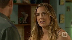 Lucas Fitzgerald, Sonya Mitchell in Neighbours Episode 6883