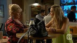 Sheila Canning, Georgia Brooks in Neighbours Episode 6884