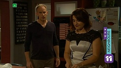 Charles Tranner, Naomi Canning in Neighbours Episode 6884