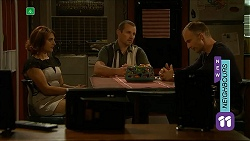 Naomi Canning, Toadie Rebecchi, Charles Tranner in Neighbours Episode 6884