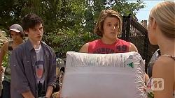 Bailey Turner, Jayden Warley, Josie Mackay in Neighbours Episode 6885